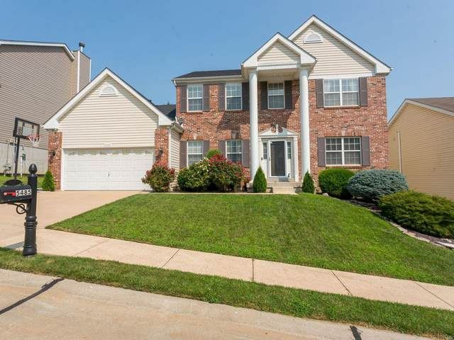 5485 Regency Woods, Imperial, MO 63052 (#21053843) :: RE/MAX Vision