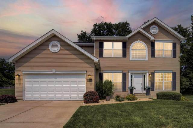 3833 Albers Pointe Dr, Florissant, MO 63034 (#21053852) :: Clarity Street Realty