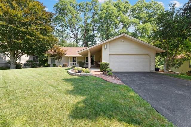 14637 Laketrails Court, Chesterfield, MO 63017 (#21053855) :: PalmerHouse Properties LLC