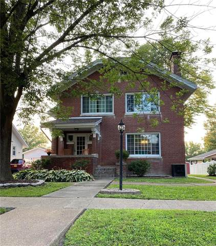 202 S Market Street, New Athens, IL 62264 (#21053856) :: The Becky O'Neill Power Home Selling Team