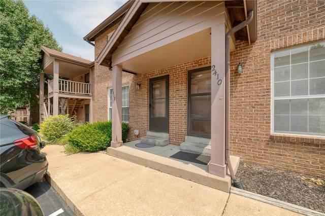 2412 Silkwood Drive, St Louis, MO 63114 (#21053866) :: PalmerHouse Properties LLC