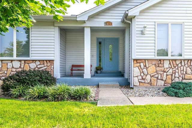 1016 Claycrest Drive, Saint Charles, MO 63304 (#21053882) :: Parson Realty Group