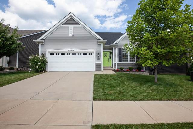 2373 Banon Drive, Saint Charles, MO 63301 (#21053893) :: Terry Gannon | Re/Max Results