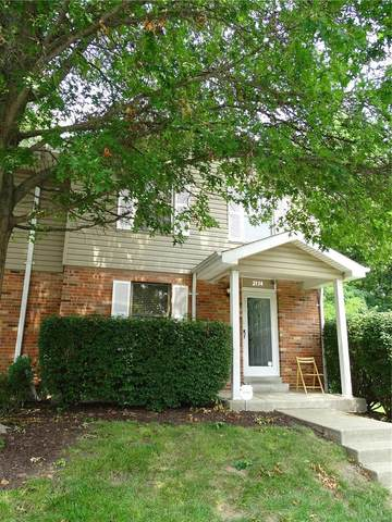 2134 New Sun Drive, Florissant, MO 63031 (#21053905) :: St. Louis Finest Homes Realty Group