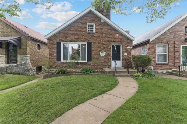 5238 Lindenwood Avenue, St Louis, MO 63109 (#21053926) :: Innsbrook Properties