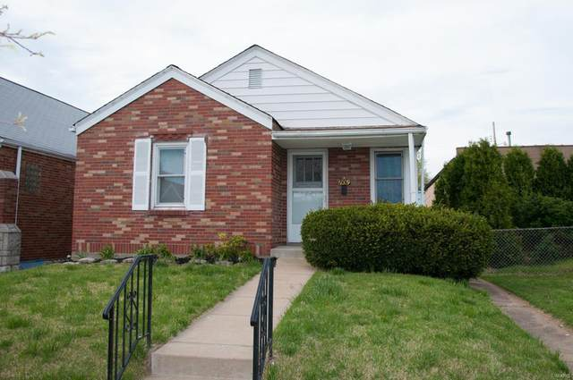 6009 Marquette Avenue, St Louis, MO 63139 (#21053961) :: The Becky O'Neill Power Home Selling Team