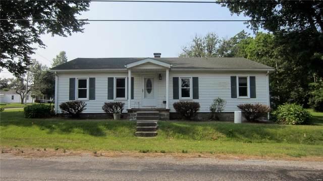 600 Hollow Avenue, Jerseyville, IL 62052 (#21053971) :: RE/MAX Vision