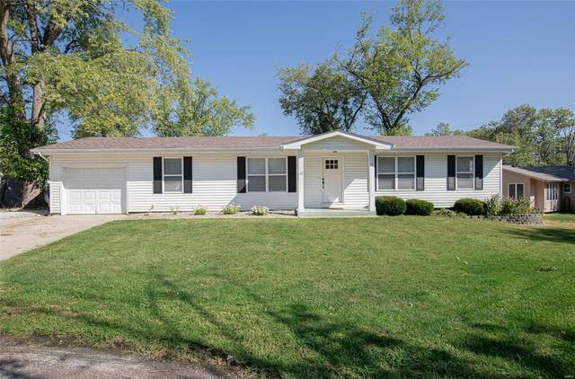12 Friendship Court, Troy, MO 63379 (#21053981) :: Parson Realty Group