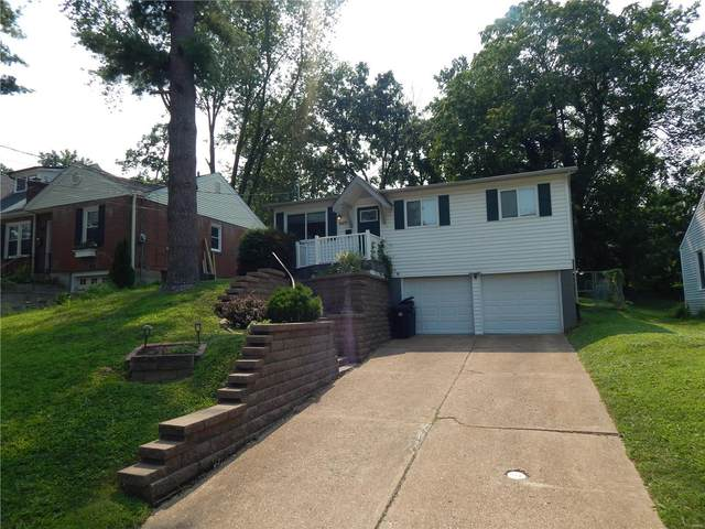 629 S Fillmore Avenue, St Louis, MO 63122 (#21053989) :: Clarity Street Realty