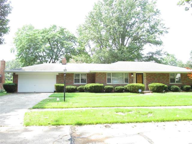 55 Dames Court, St Louis, MO 63135 (#21053992) :: The Becky O'Neill Power Home Selling Team