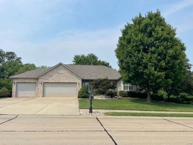 225 Michael Drive, Troy, IL 62294 (#21054008) :: Parson Realty Group
