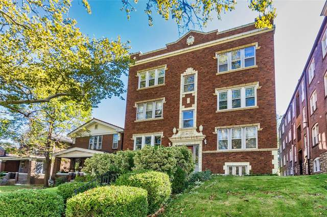 2616 S Kingshighway Boulevard 1N, St Louis, MO 63139 (#21054014) :: The Becky O'Neill Power Home Selling Team
