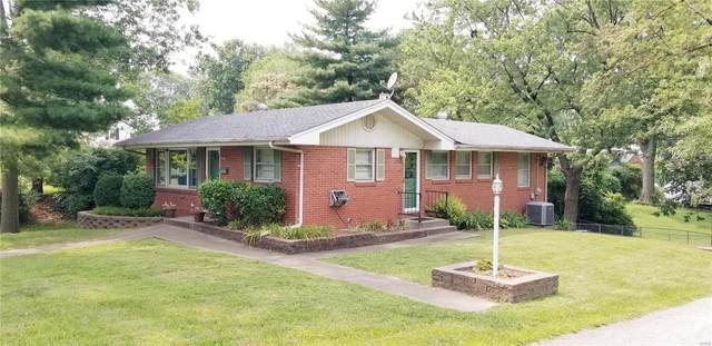 3512 Ohio Street, Alton, IL 62002 (#21054038) :: Fusion Realty, LLC