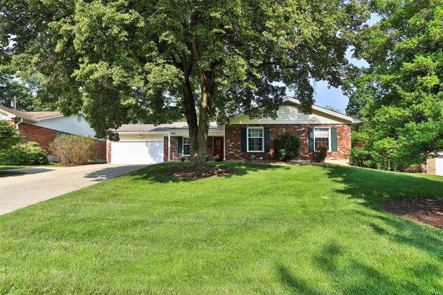 1175 N Berry Road, St Louis, MO 63122 (#21054041) :: Clarity Street Realty