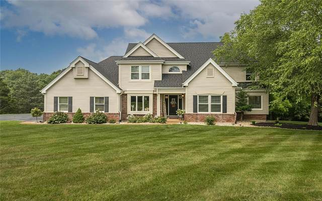 17947 Saddle Horn Road, Wildwood, MO 63038 (#21054056) :: The Becky O'Neill Power Home Selling Team