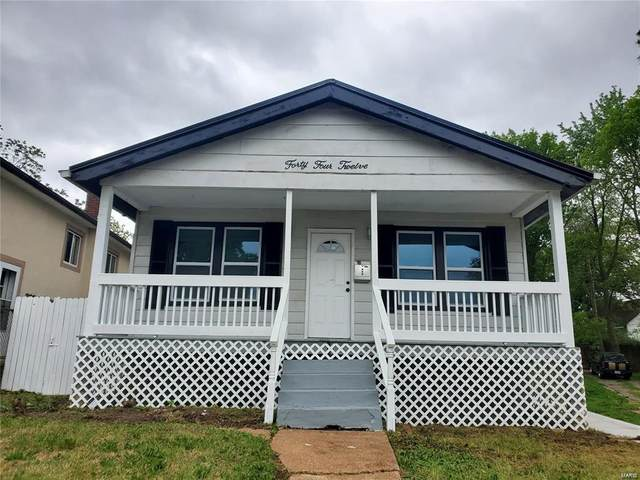 4412 Beck Avenue, St Louis, MO 63116 (#21054064) :: Clarity Street Realty