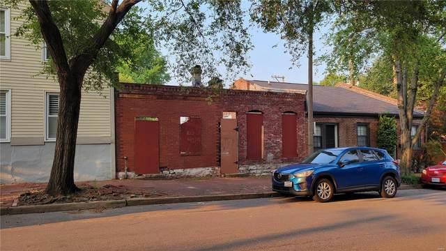 1017 Geyer Avenue, St Louis, MO 63104 (#21054073) :: RE/MAX Vision