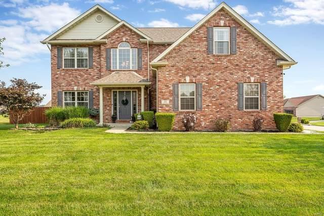 132 Gladwyn Drive, Millstadt, IL 62260 (#21054104) :: Hartmann Realtors Inc.