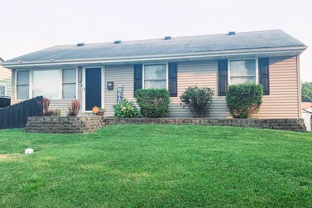 7816 Leona Street, St Louis, MO 63123 (#21054111) :: Innsbrook Properties