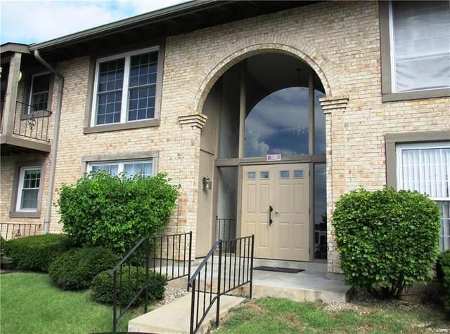 3181 Carefree Lane G, Florissant, MO 63033 (#21054112) :: PalmerHouse Properties LLC