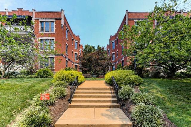 5539 Waterman Blvd. 3N, St Louis, MO 63112 (#21054120) :: Kelly Hager Group | TdD Premier Real Estate