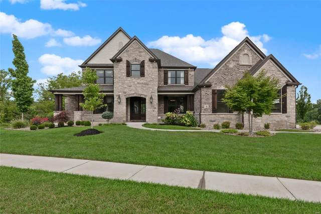 103 Westleigh Manor Drive, Wentzville, MO 63385 (#21054122) :: Kelly Hager Group | TdD Premier Real Estate