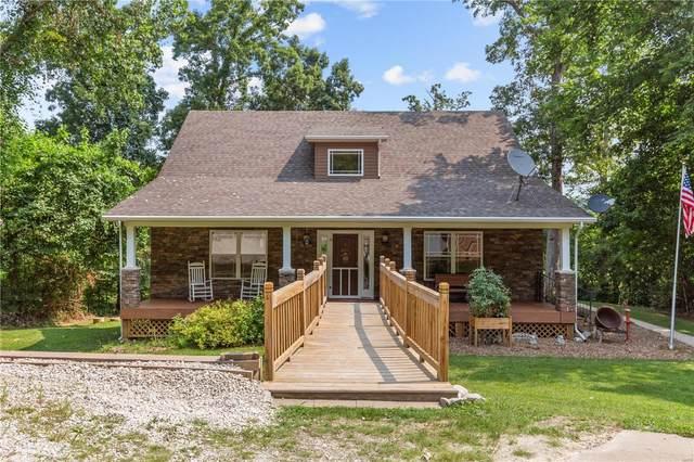 370 Riverview Drive, GOLDEN EAGLE, IL 62036 (MLS #21054124) :: Century 21 Prestige