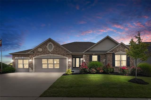236 Thorn Brook Drive, O'Fallon, MO 63366 (#21054130) :: Kelly Hager Group | TdD Premier Real Estate