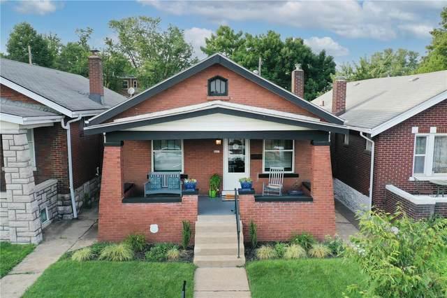 4043 Tholozan Avenue, St Louis, MO 63116 (#21054145) :: Century 21 Advantage