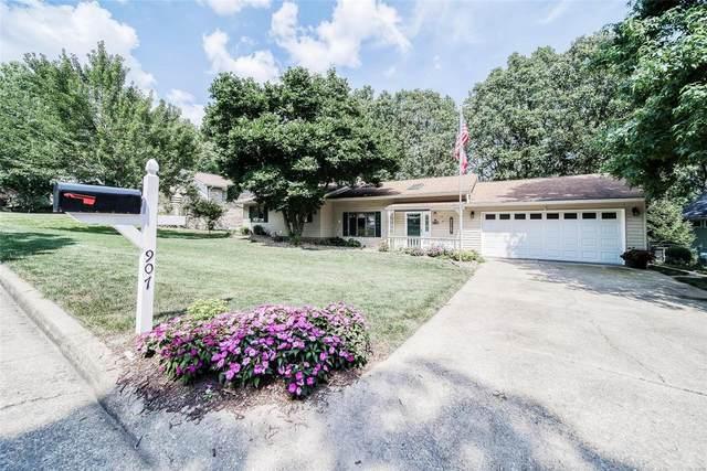 907 Cypress Drive, Rolla, MO 65401 (#21054155) :: Walker Real Estate Team