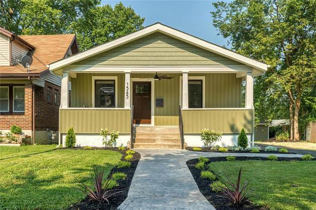 1545 78th Street, St Louis, MO 63130 (#21054159) :: Clarity Street Realty