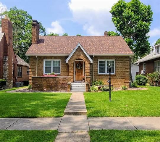 1712 Pine St., Highland, IL 62249 (MLS #21054197) :: Century 21 Prestige
