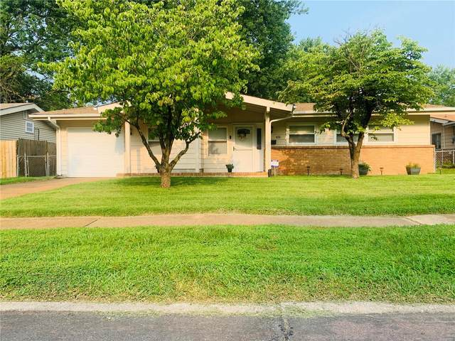 435 Durwood, Florissant, MO 63033 (#21054213) :: The Becky O'Neill Power Home Selling Team