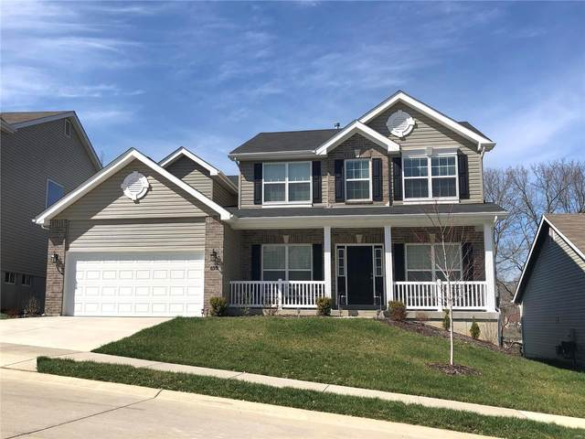 1 Hermitage II At Liberty Estate, Foristell, MO 63348 (#21054217) :: Clarity Street Realty