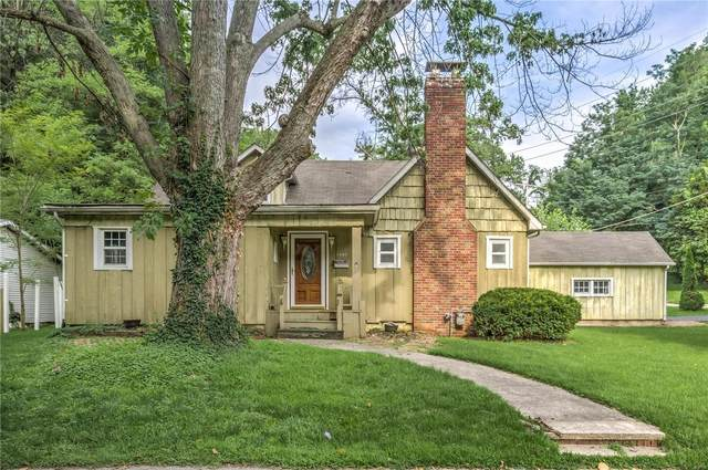 1601 Rock Springs Drive, Alton, IL 62002 (#21054220) :: St. Louis Finest Homes Realty Group