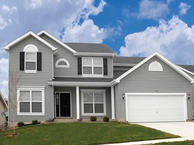 1 Sequoia At Liberty Estates, Foristell, MO 63348 (#21054222) :: Clarity Street Realty
