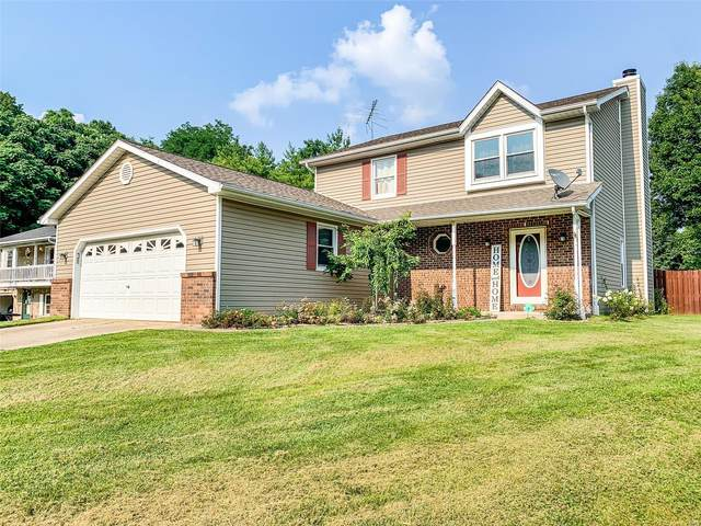 98 Spring Glen, Collinsville, IL 62234 (#21054235) :: St. Louis Finest Homes Realty Group