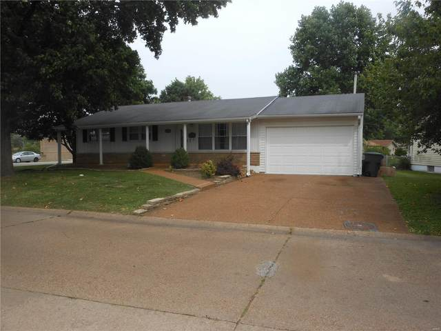 4043 Crosby, St Louis, MO 63123 (#21054239) :: Clarity Street Realty
