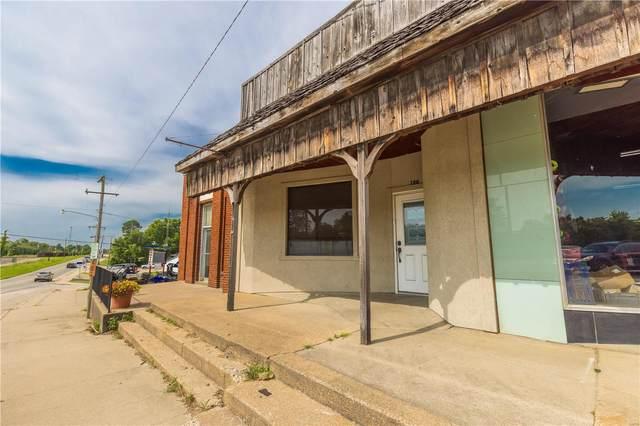 120 S Commercial Street, Crocker, MO 65452 (#21054241) :: Walker Real Estate Team