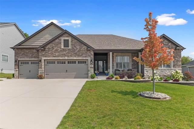 305 Kennicott Court, Cottleville, MO 63304 (#21054262) :: Kelly Hager Group | TdD Premier Real Estate