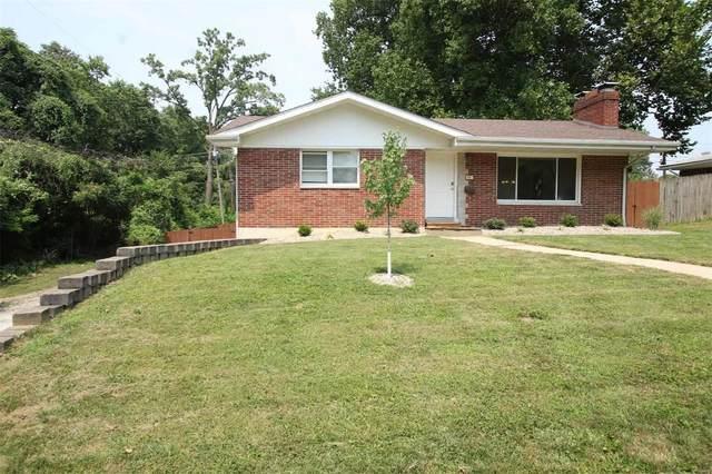 501 Mitchell Lane, Belleville, IL 62223 (#21054280) :: Hartmann Realtors Inc.