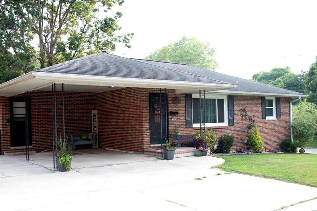 2901 Gilbert, Alton, IL 62002 (#21054291) :: St. Louis Finest Homes Realty Group