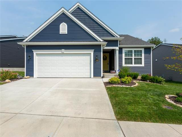 2064 Henley Woods, Arnold, MO 63010 (#21054292) :: RE/MAX Vision