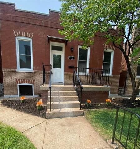 6445 Kingshighway, St Louis, MO 63109 (#21054300) :: Krista Hartmann Home Team