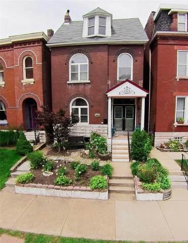 2607 S Compton Avenue E, St Louis, MO 63118 (#21054302) :: Clarity Street Realty