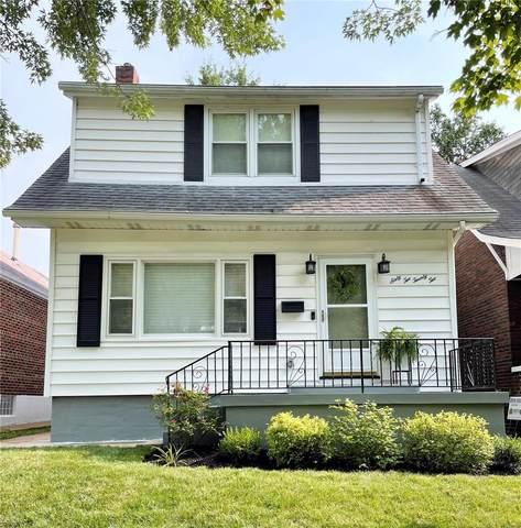 6222 Marmaduke Avenue, St Louis, MO 63139 (#21054325) :: Clarity Street Realty