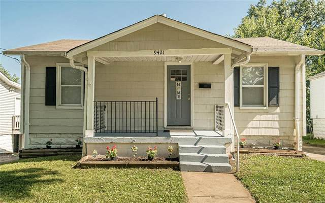 9421 Chester Avenue, St Louis, MO 63114 (#21054332) :: Terry Gannon | Re/Max Results