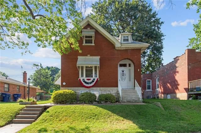 7321 S Grand Avenue, St Louis, MO 63111 (#21054346) :: Friend Real Estate