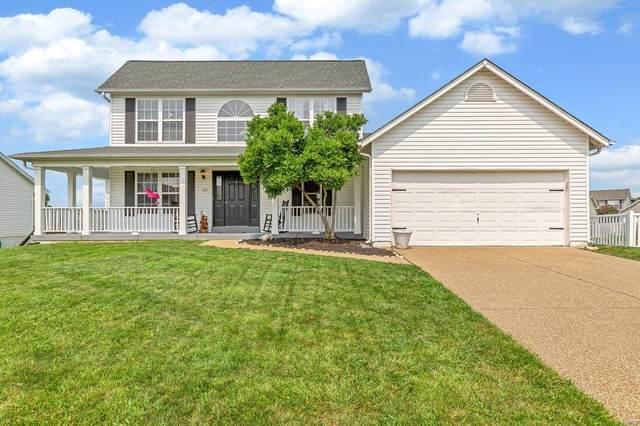 317 Estate Drive, O'Fallon, MO 63366 (#21054368) :: Century 21 Advantage