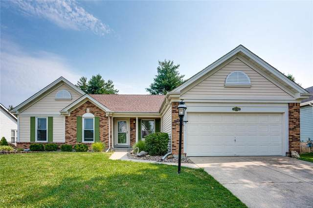 4254 Chaste, Florissant, MO 63034 (#21054379) :: Clarity Street Realty